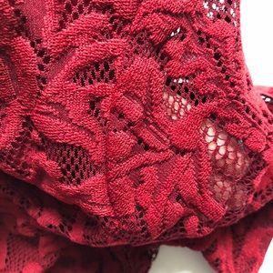 Ann Taylor Tops - Ann Taylor lace peplum top; size XXSP; NWT